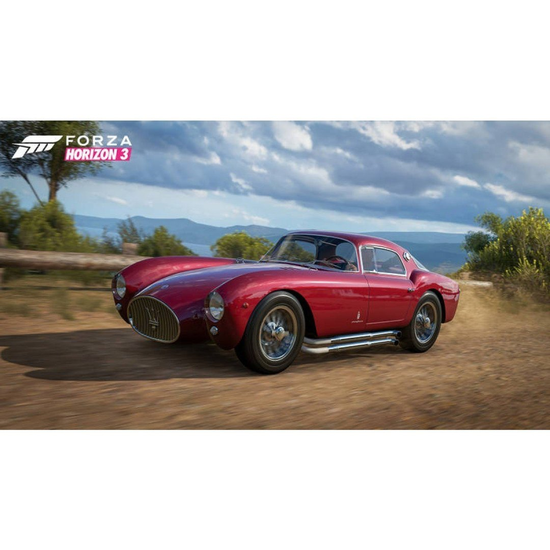 xbox one forza horizon 3. Black Bedroom Furniture Sets. Home Design Ideas