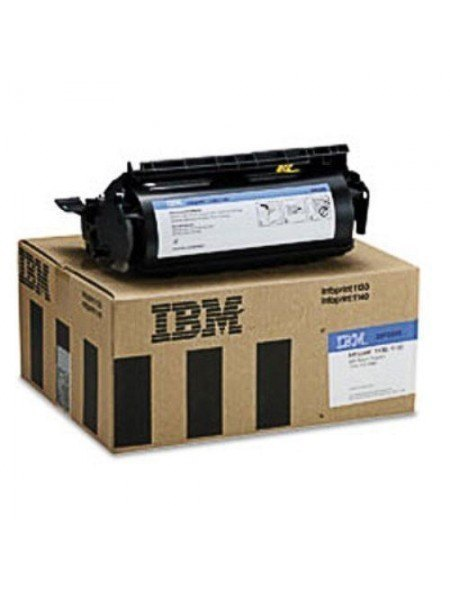IBM 28P2009 Return Prog Original Toner Black