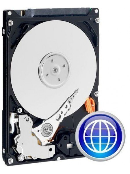 "Western Digital HDD 1TB 3.5"" 64MB SATA3 Blue"