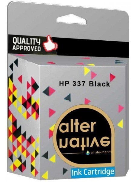 Alternative HP 337 Μελάνι Black C9364EE