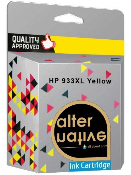 Alternative HP 933XL Μελάνι Yellow CN056AE