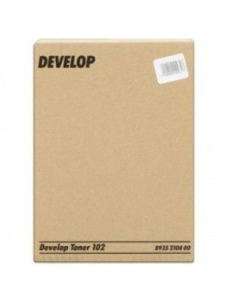 Develop 102 Original Toner Black