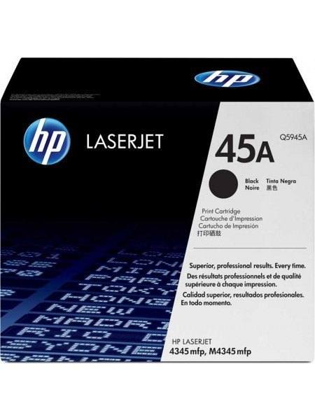 HP 45A Toner Black Q5945A