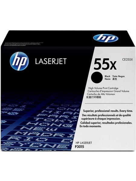 HP 55X Toner Black CE255X