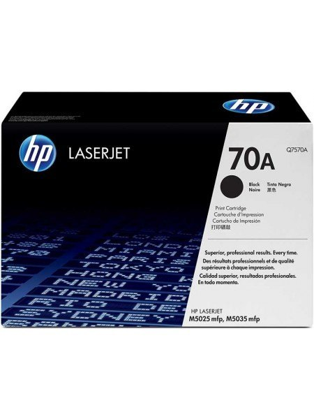 HP 70A Toner Black Q7570A