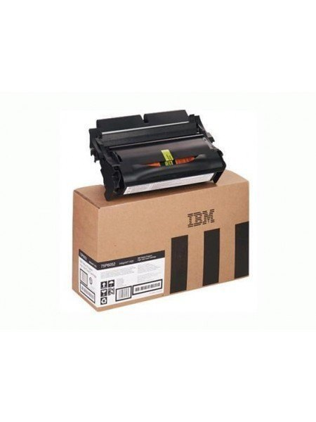IBM 75P6052 Return Prog Original Toner Black