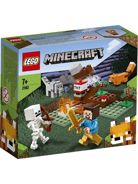 Lego Minecraft: The Taiga Adventure