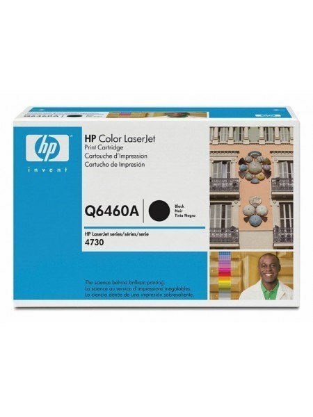 HP Q6460A Original Toner Black