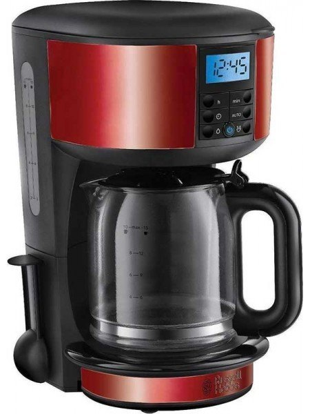 Russell Hobbs Legacy 20682-56 Καφετιέρα 1000W Red