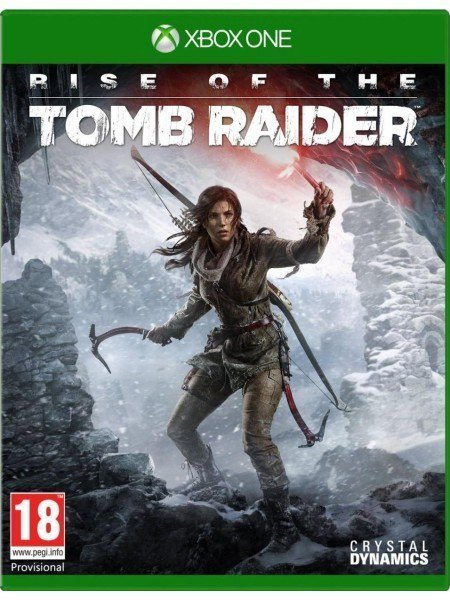 XBOX One - Rise OF The Tomb Raider