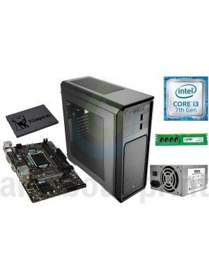 Custom PC Aerocool 800 Intel Core i3/120GB/4GB