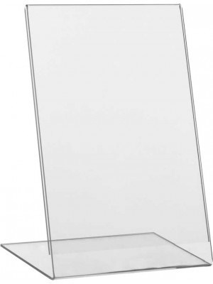 All About Print N-87 L-Shape Stand Εντύπων Α4