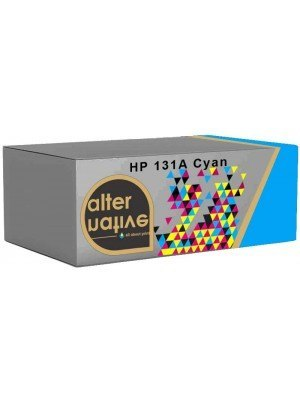 Alternative HP 131A Toner Cyan CF211A