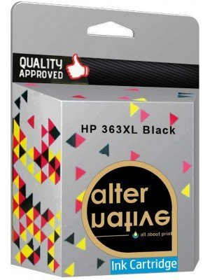 Alternative HP 363XL Μελάνι Black C8719EE
