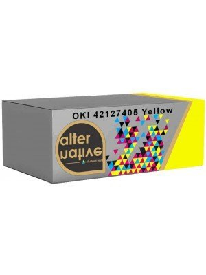 Alternative OKI 42127405 Toner Yellow