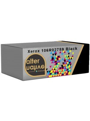 Alternative Xerox 106R02759 Toner Black