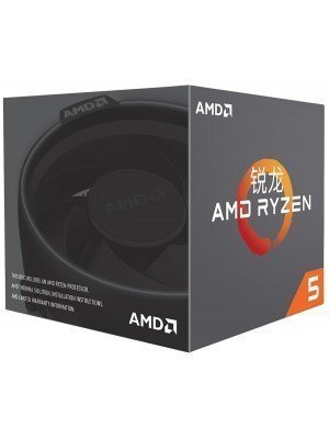AMD CPU 4Core Ryzen 5-1500X 3.5GHz AM4 Επεξεργαστής YD150XBBAEBOX
