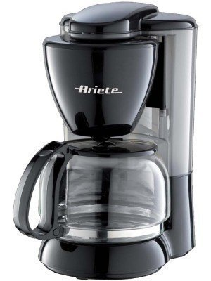 Ariete 1361 Coffee Maker 800W Μαύρο