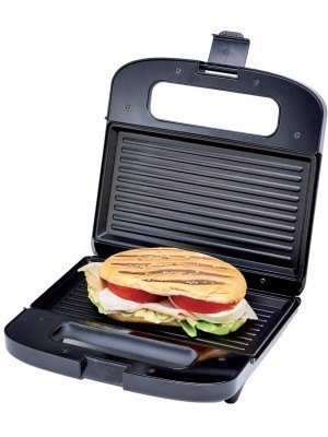Ariete Toast & Grill Compact 750W Μαύρο