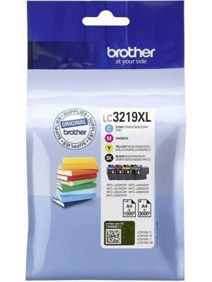 Brother LC3219XL Value Pack Μελάνια C-M-Y-K