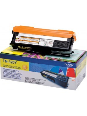 Brother TN-320Y Toner Yellow