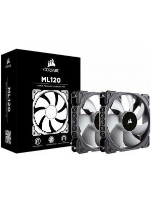Corsair ML120 Twin Pack 120mm Premium Levitation Case Fan