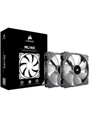 Corsair ML140 Twin Pack 140mm Case Fan