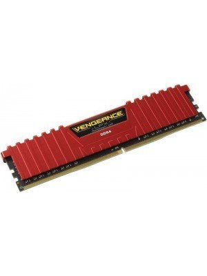 Corsair RAM Vengeance LPX DDR4 4GB 2400MHz Red