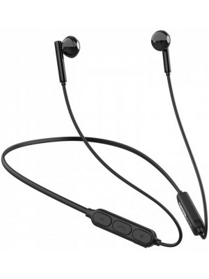 Crystal Audio NB2-K Bluetooth Neckband Ακουστικά Μαύρα
