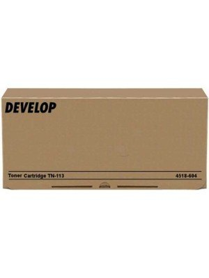 Develop TN113 Toner Black 4518604