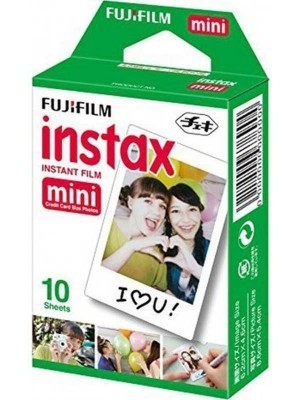 Fujifilm Instax Color Film Mini Glossy DP 1x10 Φωτογραφίες