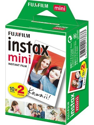 Fujifilm Instax Color Film Mini Glossy DP 2x10Τεμάχια