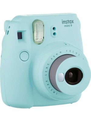Fujifilm Instax Mini 9 Instant Camera Ice Blue