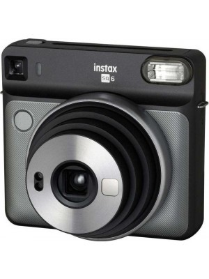 Fujifilm Instax Square SQ6 Instant Camera Graphite Gray