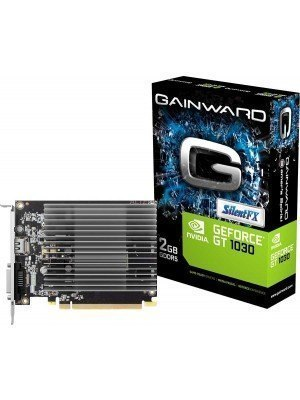 Gainward NVidia GeForce GT1030 2GB GDDR5 Silent FX