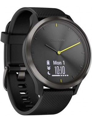 Garmin Vivomove HR Smartwatch Μαύρο