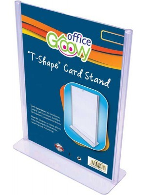 Groovy K-6004 T-Shape Stand Εντύπων A6