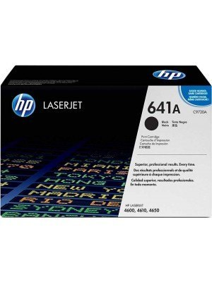 HP 641A Toner Black C9720A