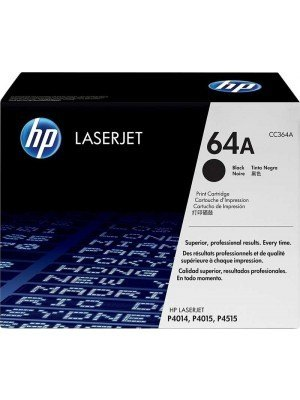 HP 64A Toner Black CC364A