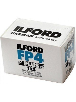 Ilford FP4 Plus 135-36