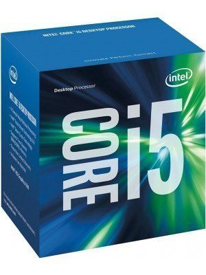 Intel CPU Core i5-7500 3.40GHz s1151 Επεξεργαστής BX80677I57500