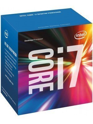 Intel CPU Core i7-7700 3.60GHz s1151 Επεξεργαστής BX80677I77700