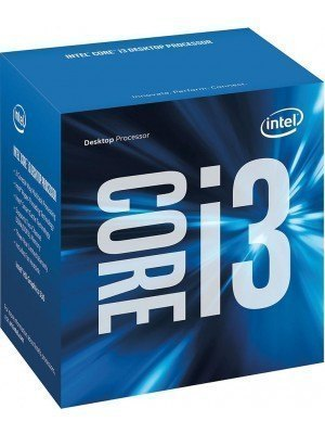 Intel CPU 2Core Core i3-6100 3.7GHz s1151 Επεξεργαστής BX80662I36100