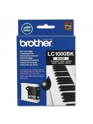 Brother LC-1000BK Original Μελάνι Black
