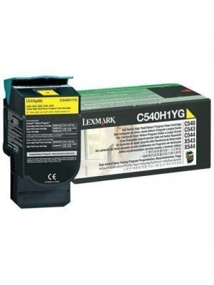 Lexmark C540H1Y Original Toner Yellow