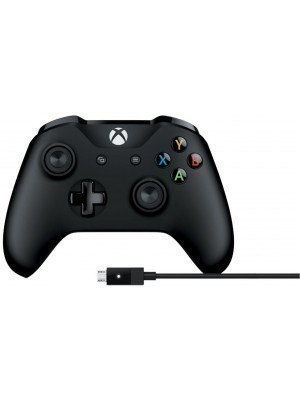Microsoft Xbox One New Controller Μαύρο