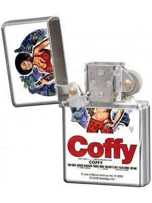 Nostalgic Αναπτήρας Movie Art Coffy
