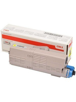 OKI 46490401 Toner Yellow
