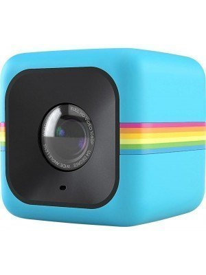 Polaroid Cube+ Action Camera HD WiFi Μπλε