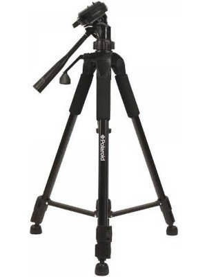 "Polaroid Heavy Duty Photo/video Tripod - 57"" - Μαύρο"